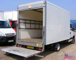 Oxford Removals Man And Van Company